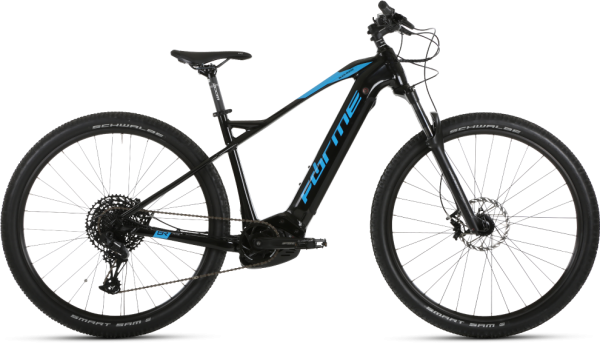 Forme Black Rocks HTE Electric Bike